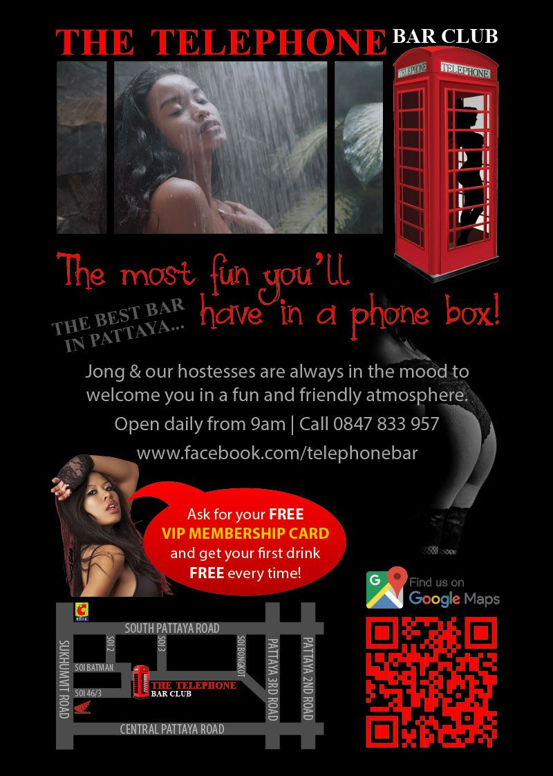 The Telephone Box Is A Discreet Fun And Friendly Bar For A Relaxing Afternoon Or Evening Jong And Her Lovely Hostesses Make You Feel Relaxed And Most Welcome