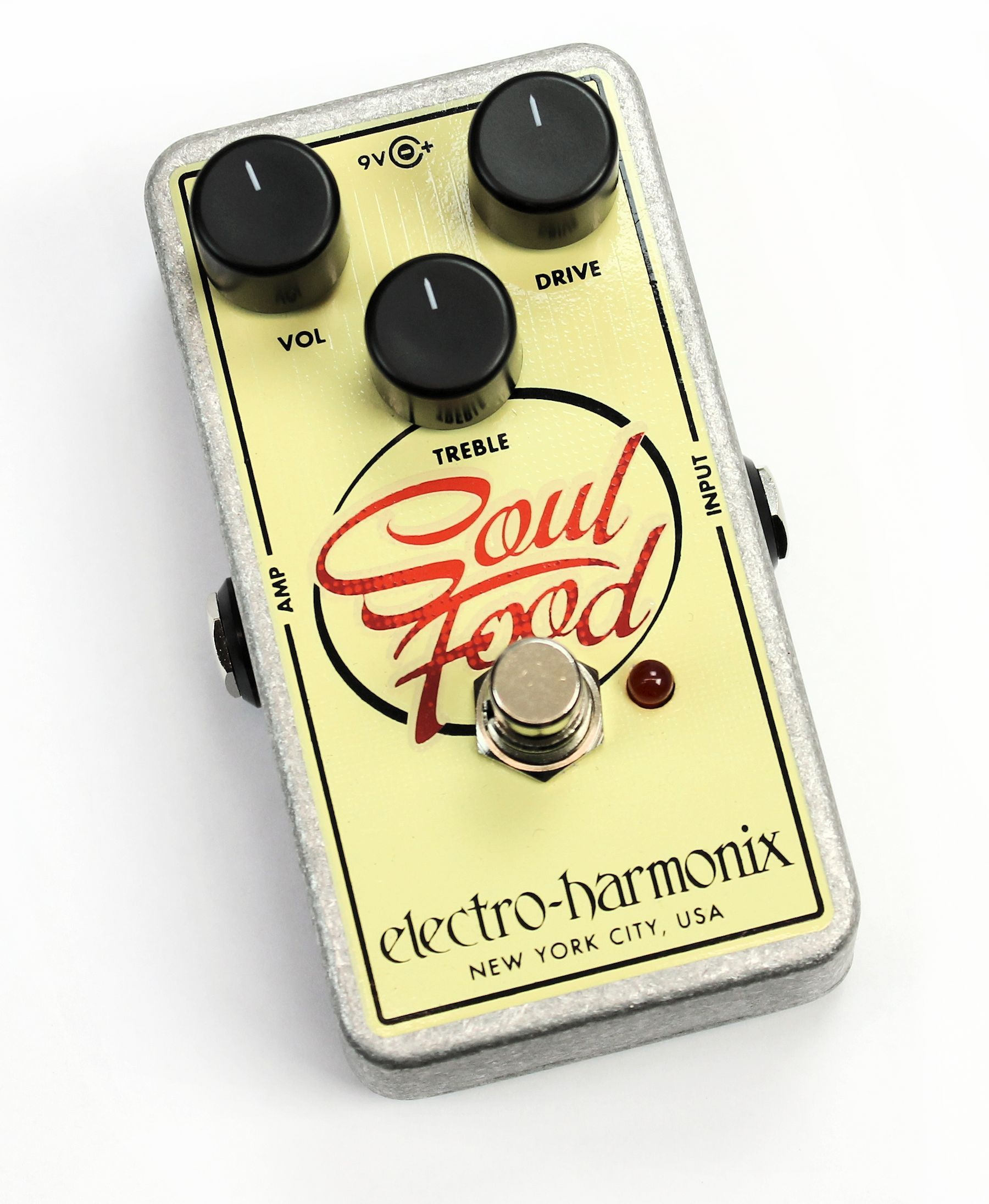soul food pedal jhs