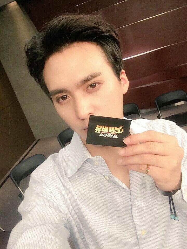 Dongwoon - Beast 160711 | kbs2stardust Twitter Update