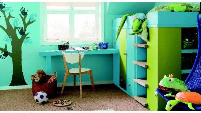 Beautiful Chambre D Enfant Mixte Images - Matkin.info - matkin.info