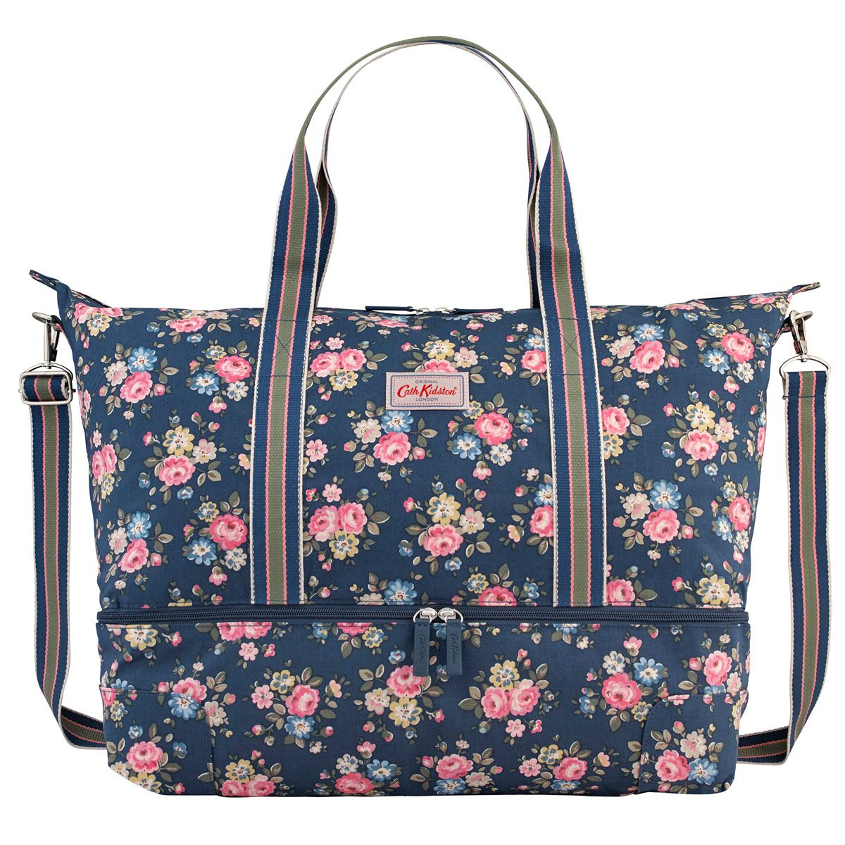 Latimer Rose Foldaway Double Decker Travel Bag | View All ...