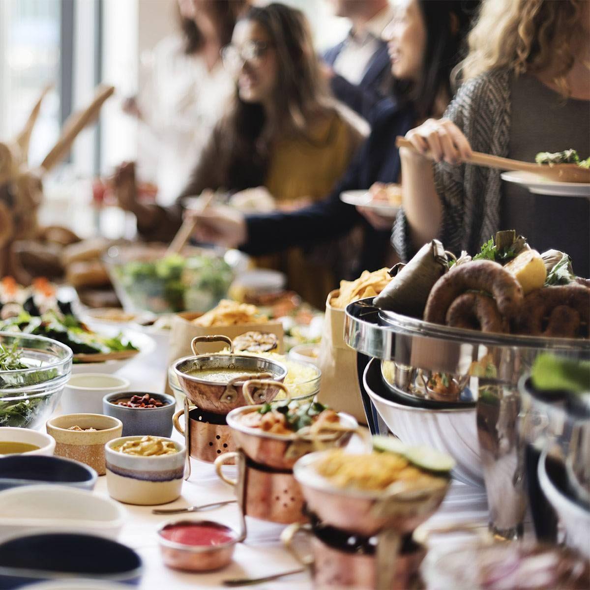 Asian Wedding Food Caterers: Manger, Pour Maigrir, Buffet Alimentaire