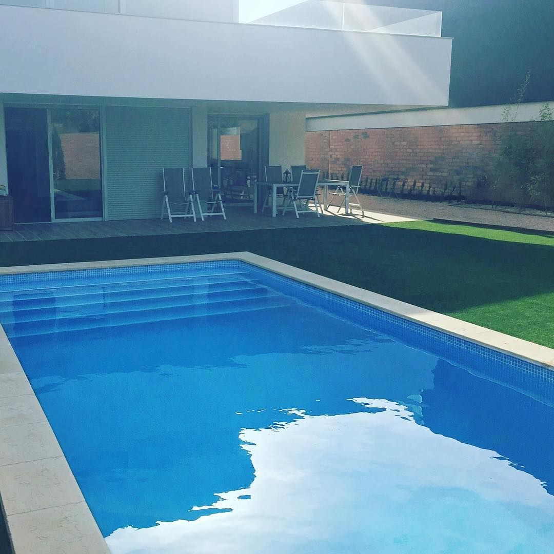 "Aquadynamics on Instagram ""Piscina 7x3,5 fabistone"