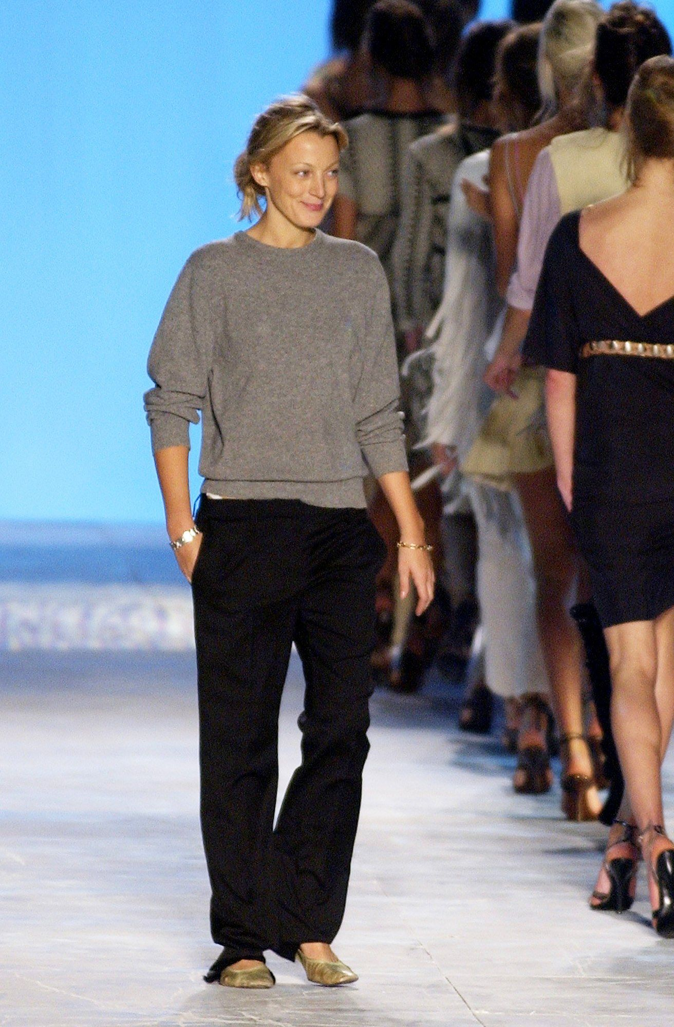 aff7b1eb03d9 A look at the personal style of Phoebe Philo