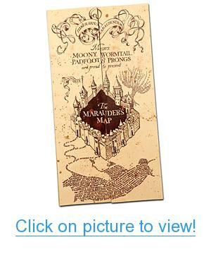 Harry Potter Marauder\'s Map Home #Office #Calendars # #Posters ...