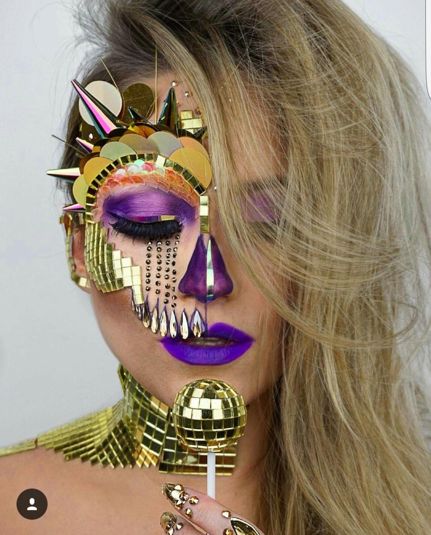 Pin by viva on Vanessa Davis | Pinterest | Best Makeup, Halloween ...