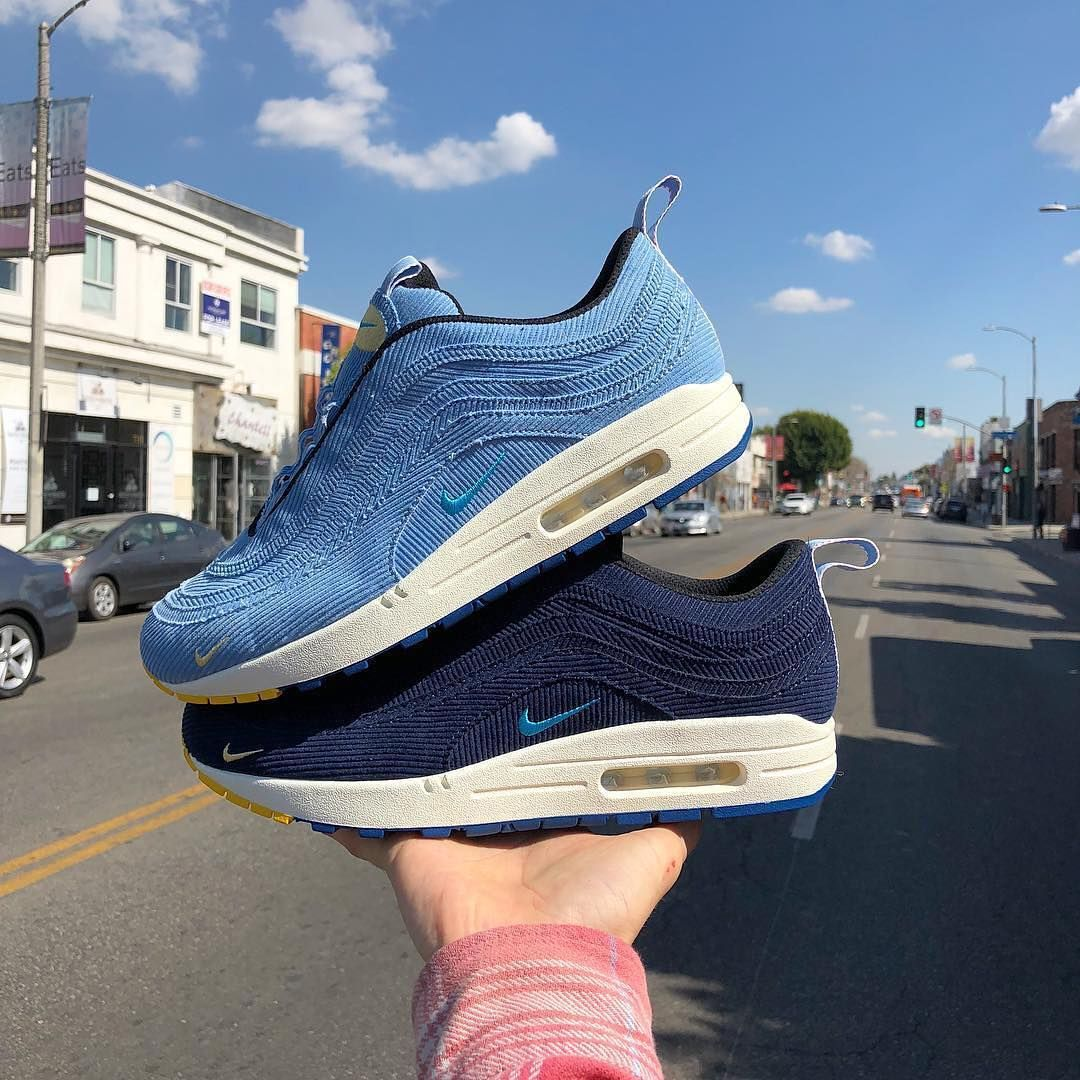air max 1/97 sean wotherspoon pas cher