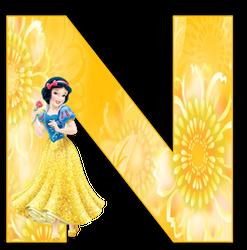 Alfabeto-Blancanieves-amarillo-n.png (247×250)