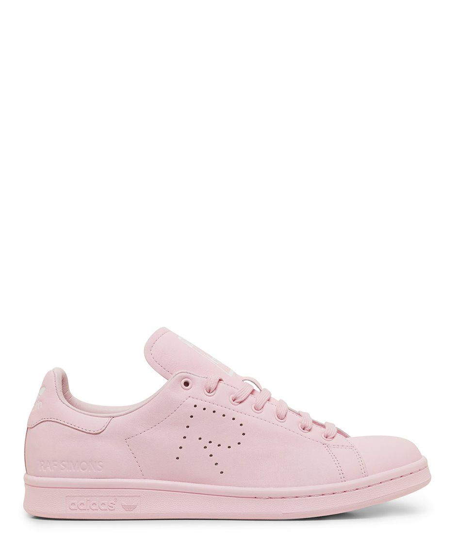 Running sneakers � Raf Simons X Adidas Originals Stan Smith Light Pink Low  Top Sneaker