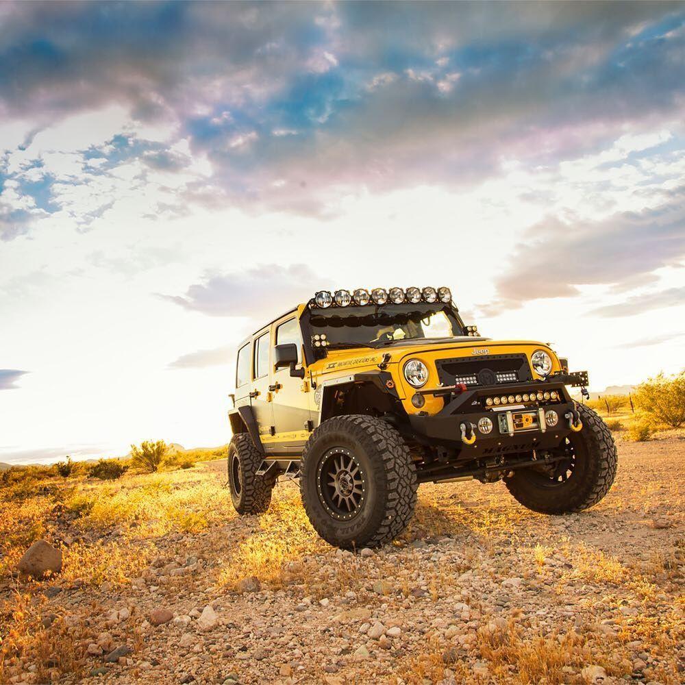 Olllllllo Jeeps Orange Yellow Repinned By Averson