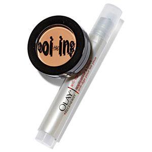 hide and get rid of undereye bags  simple eye makeup eye