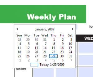 Fillable Pdf Planner  Comprehensive With Weekly PlanWeekly