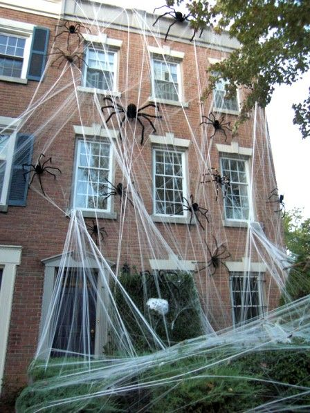 Indoor and Outdoor Halloween Decoration Ideas Halloween