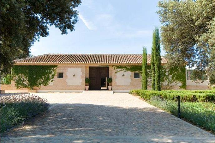 Casa En Toledo I Casas De Campo Arquitectura Decoracion De Exteriores