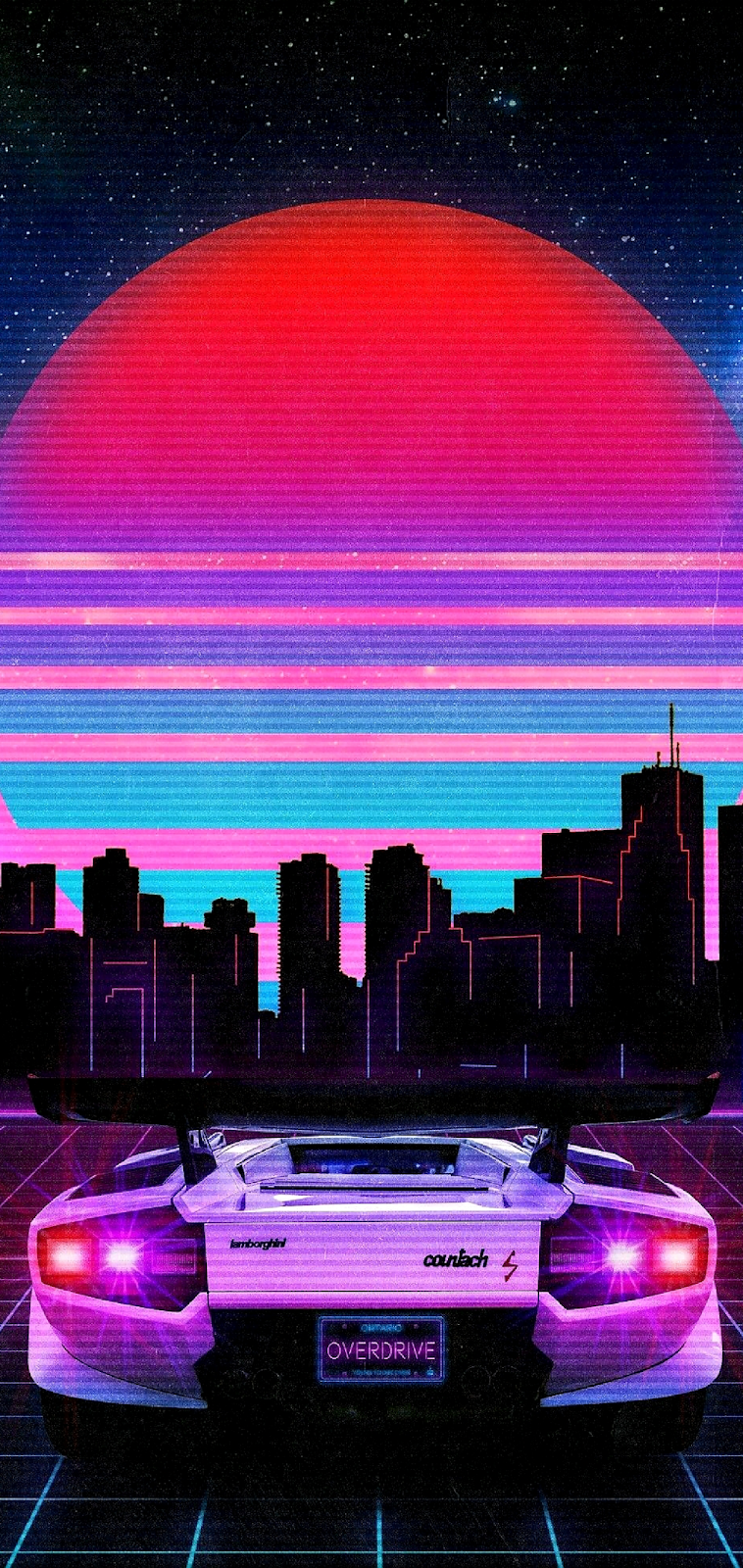 AESTHETIC VAPORWAVE PHONE WALLPAPER COLLECTION 192