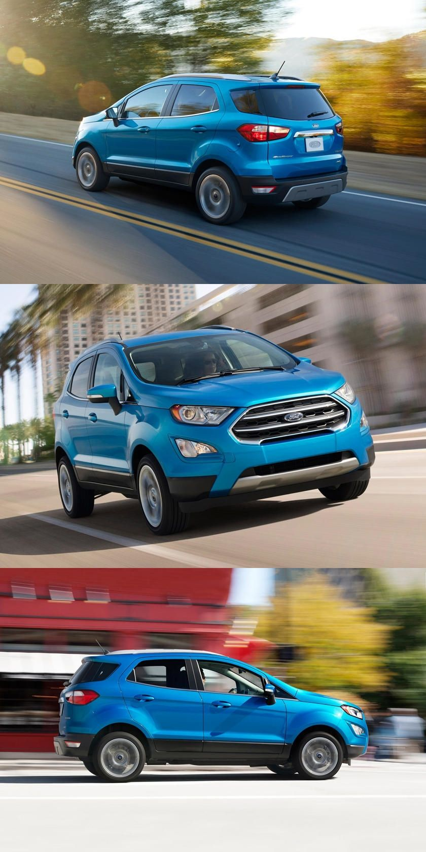 Ford Is Slashing The Price Of An Suv In 2020 Suv Ford Ecosport