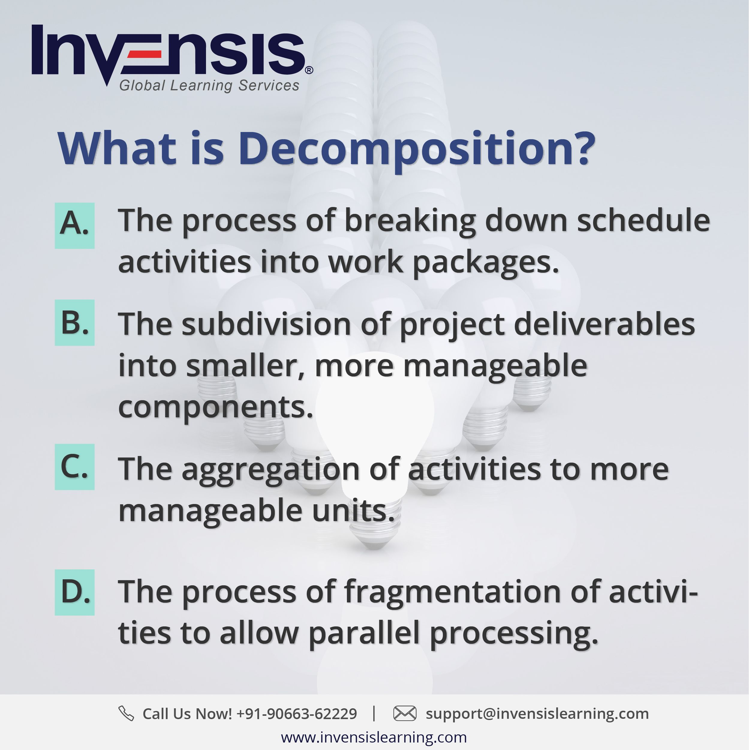What Is Decomposition? Want To Improve Your CAPM Knowledge
