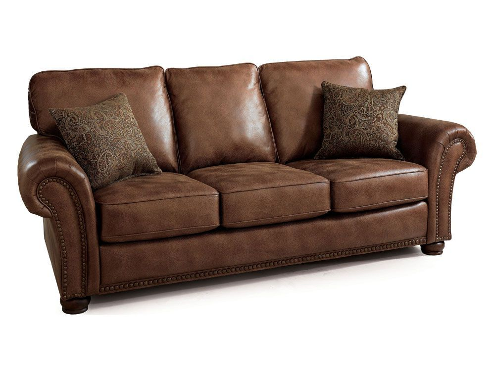 Home Gallery Furniture For Lane Benson Faux Leather Sofa