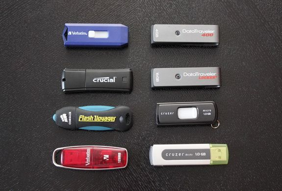 Top USB Flash Drives in 2014