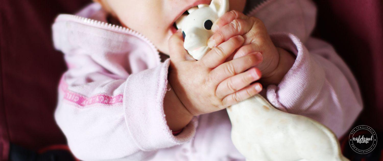 SOPHIE LA GIRAFE  Kennst du die süße Giraffe Sophie schon?  Dies haben wir unseren Freunden Mike (Halbfranzose) und seiner Freundin Neda zu verdanken. Paul bekam das Beißspielzeug Sophie La Girafe zu seiner Geburt, was ich zunächst sehr amüsant fand, da ich beim Betrachten von Sophie, erstmal an ein Hundespielzeug dachte. Aber nein, die Giraffe ist tatsächlich ein Must-Have bei Kleinkinder und in Frankreich ein Kultobjekt.