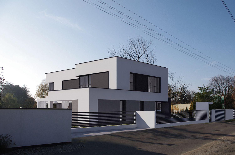 domy pasywne projekty