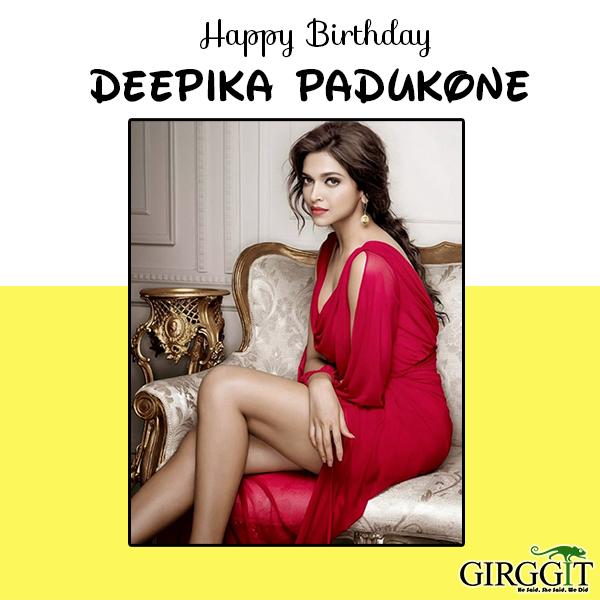 queen of bollywood the gorgeous deepikapadukone a very happy birthday d d happybirthdaydeepikapadukone