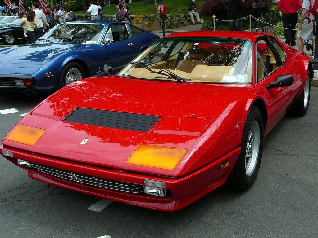 Best Ferrari Model Of The 70s Ferrari 512 Berlinetta Boxer Con