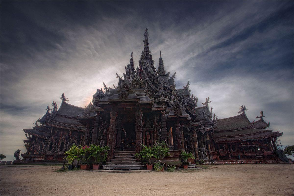 A temple - Imgur