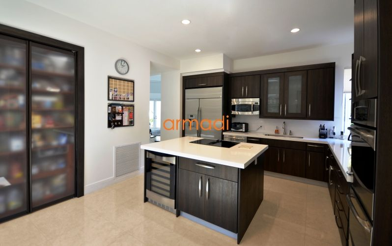 Wood Kitchen Cabinets And Kitchen Island Looks Like Furniture Best Custom Kitchen Design Software Decorating Inspiration