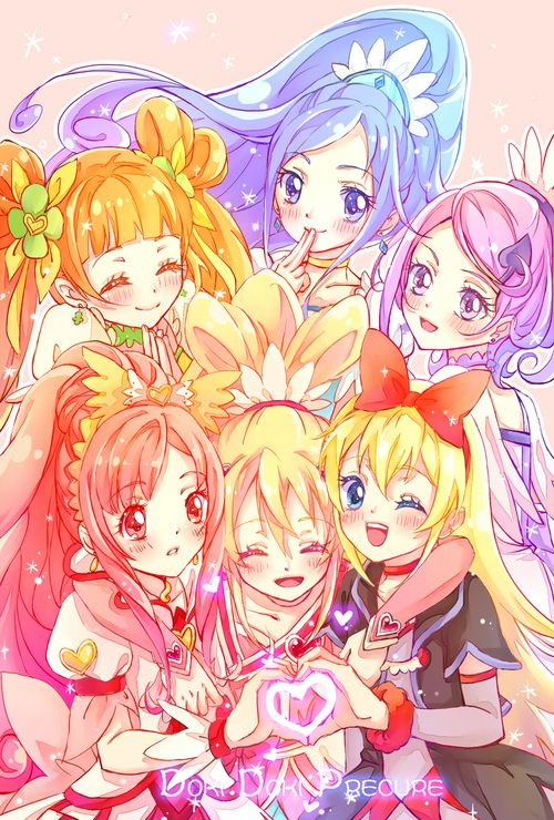 Dokidoki Precure Regina Anime Anime Images Magical Girl Anime