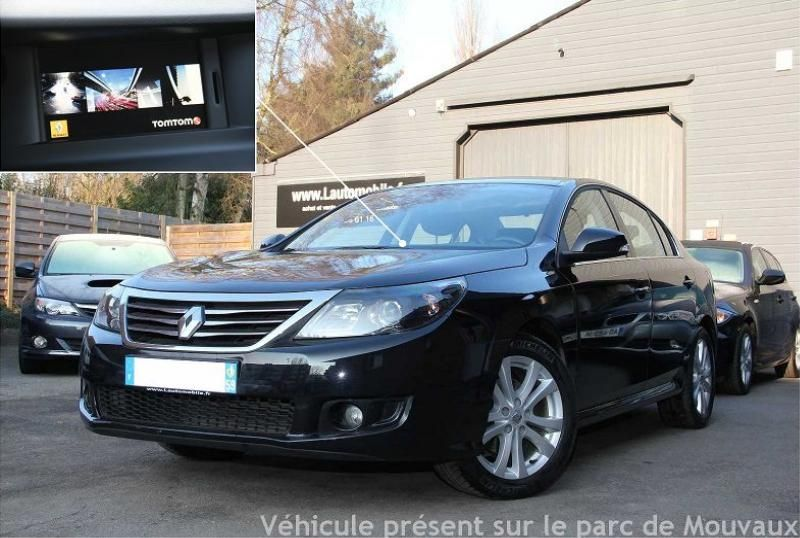 renault latitude 2 0 dci 150 fap business 2011 occasions. Black Bedroom Furniture Sets. Home Design Ideas