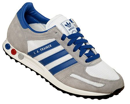 official photos d729c fb2fa Adidas L.A Trainer Adidas Sneakers, Sports Shoes, Trainers, Kicks, Pairs,  Sneakers