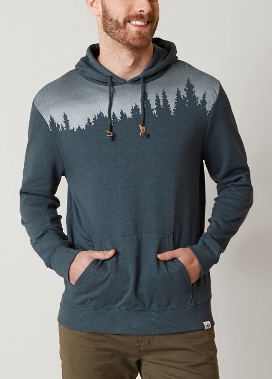 ThenTree Juniper Hooded Sweatshirt - Men's Clothing | Buckle