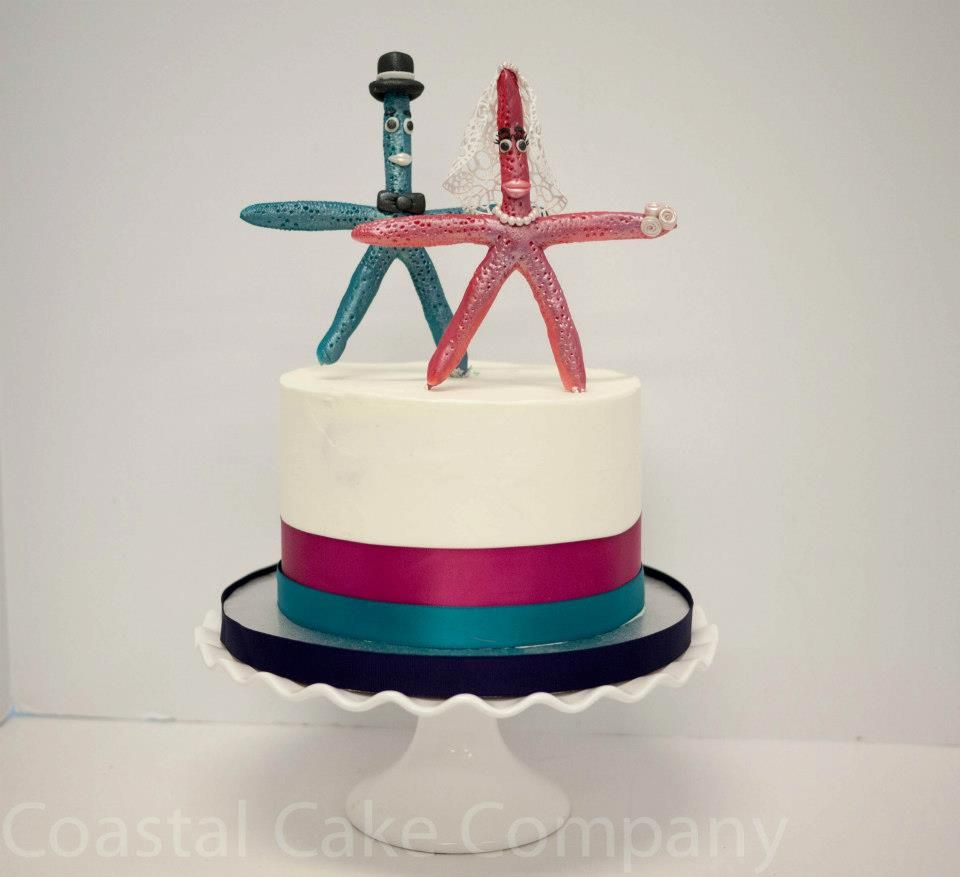 Coastal Cake Company Specializes In Wedding Cakes Special Occasion