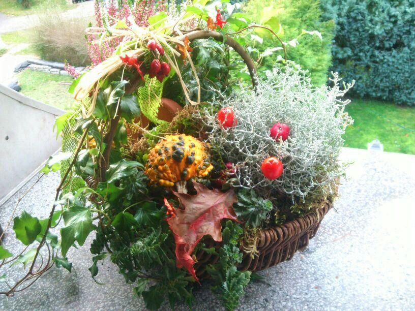 Herbstkorb