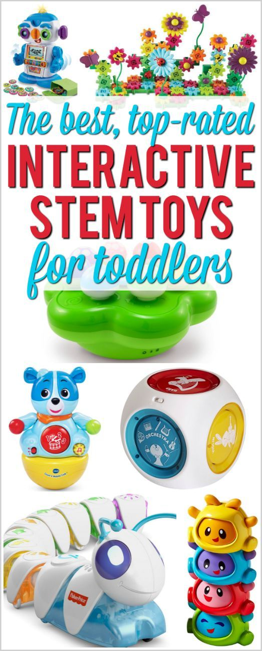 The Best Interactive Toys for Toddlers for Early Learning ...