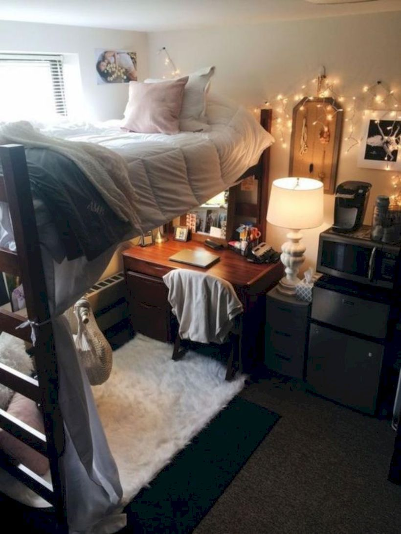 51 Elegant Dorm Room Decorating Ideas – GODIYGO.COM