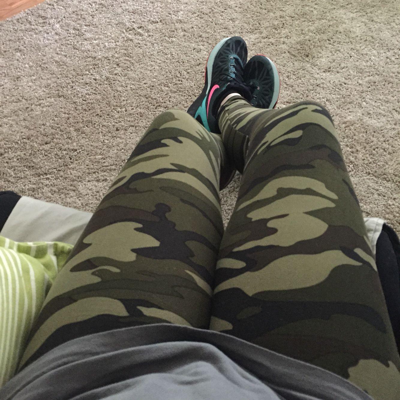 8f5838ee36a6c7 Camo leggings.. Lularoe | LulaRoe Obsession | Lularoe camo leggings ...