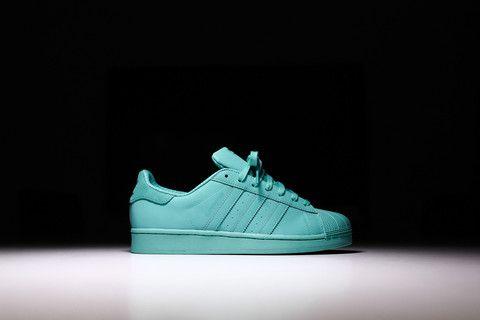 adidas Originals Superstar Emerald Green | Fashion for