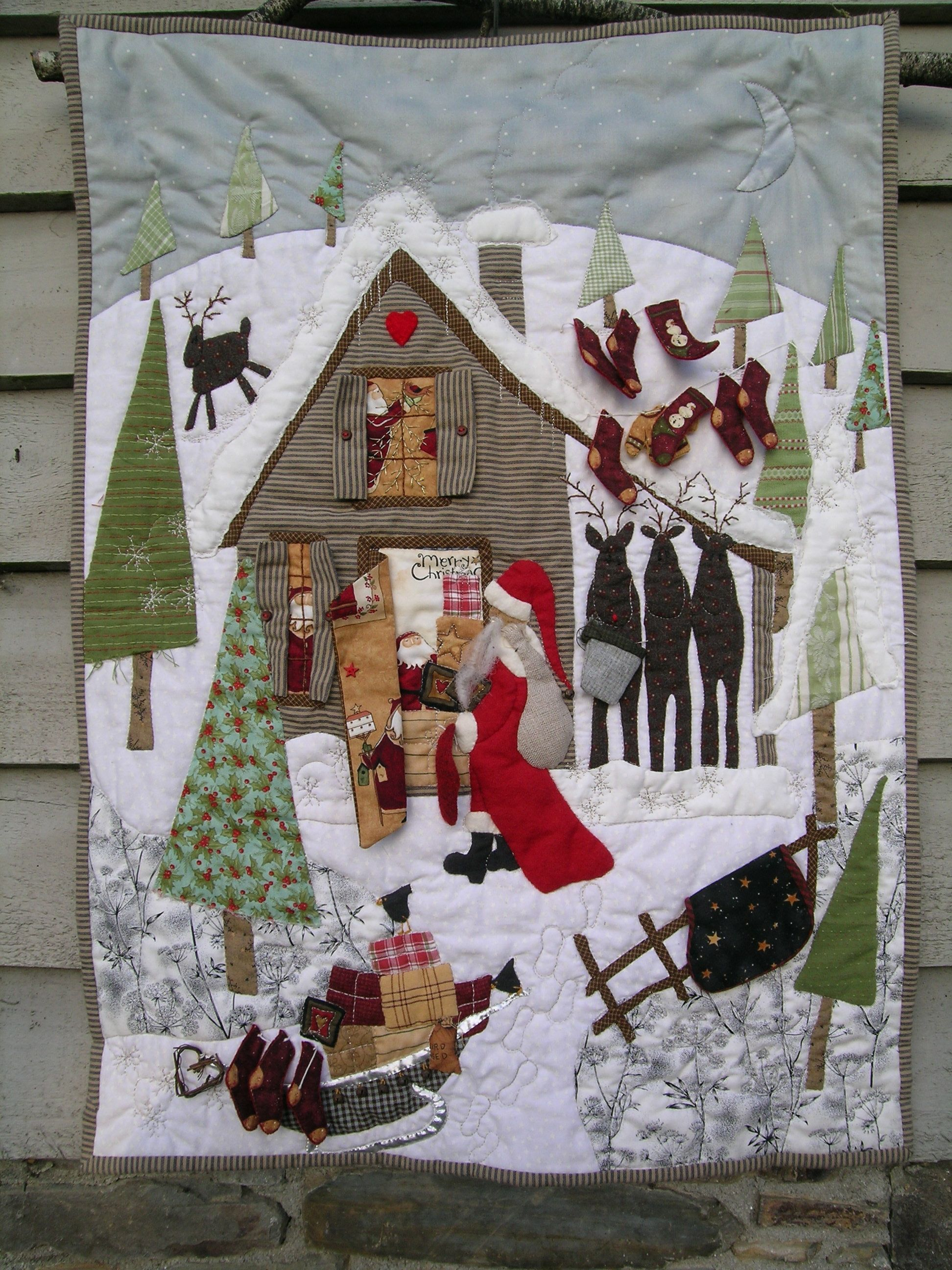 Jo Colwill Textiles, Traditional Quilts, And Sewing Have Developed Into