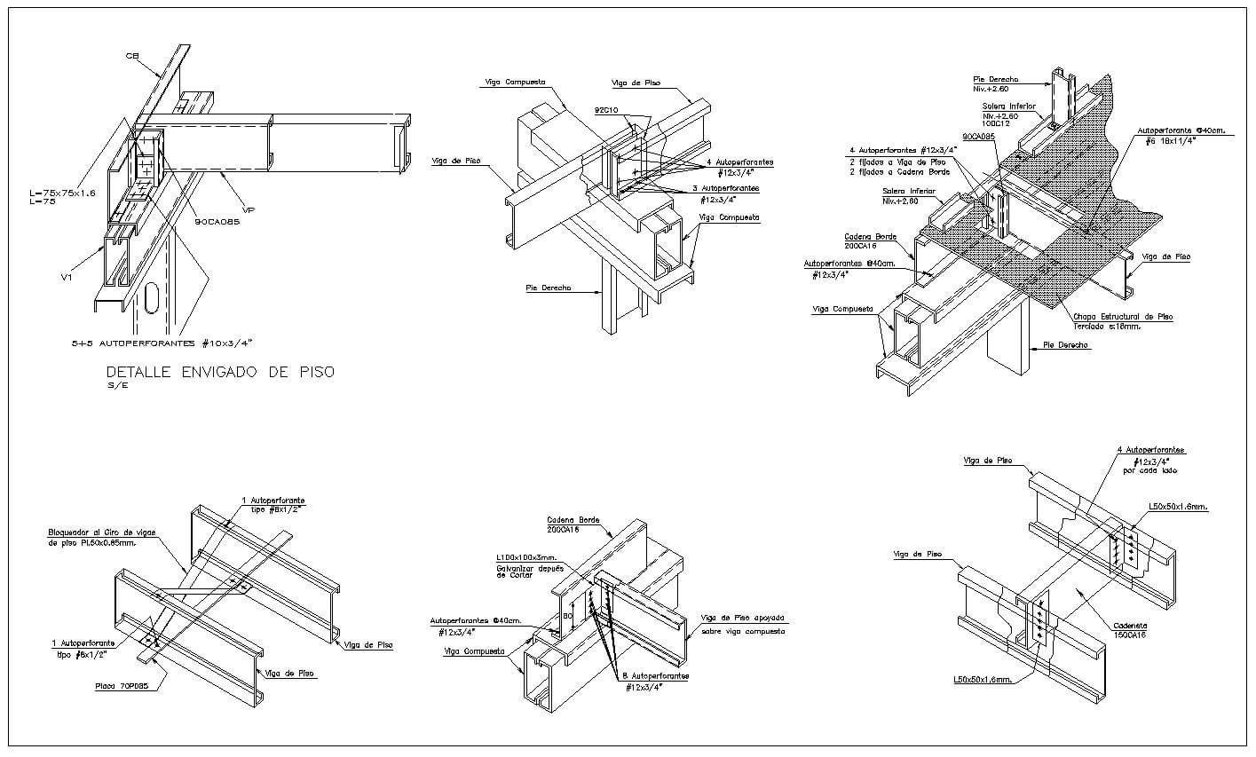 Steel Structure Details 1