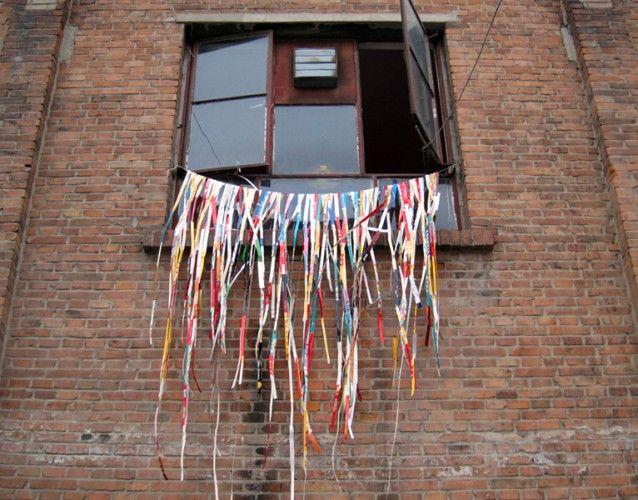 window & strips