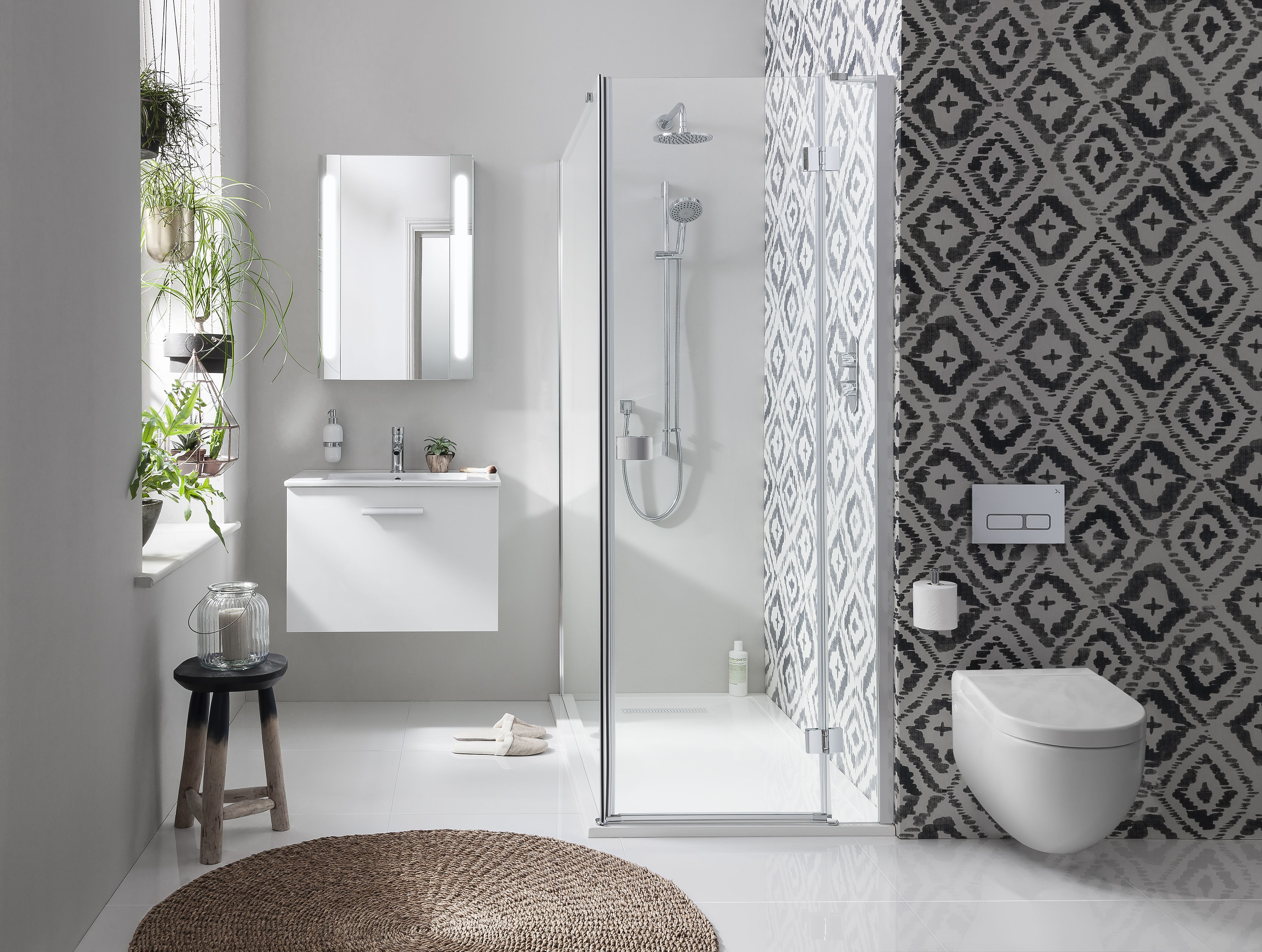 Outstanding Bathroom: Get The Look For Less In Your Bathroom