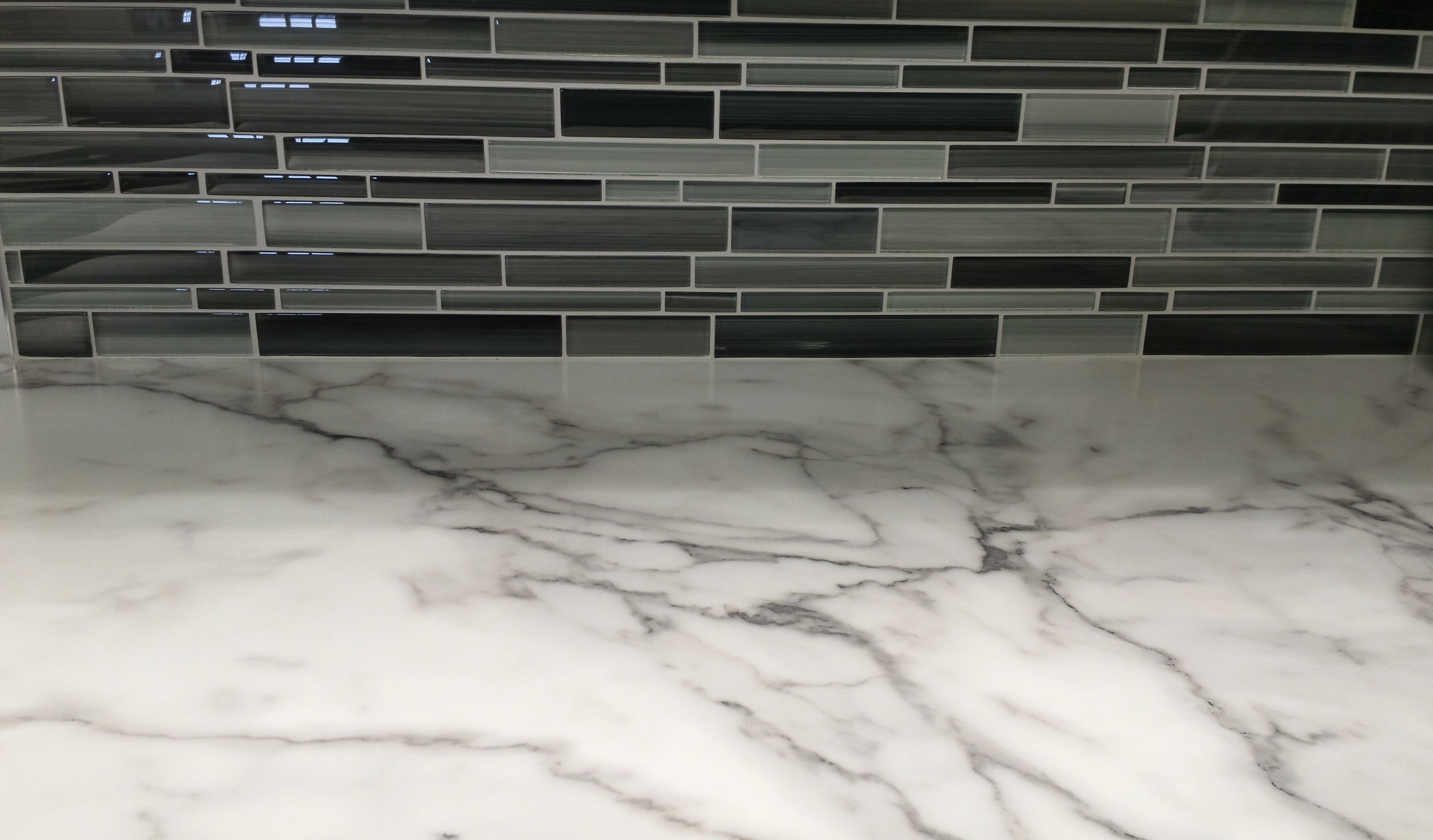 Calcutta Marble Laminate Countertop Get The Look Of Real Marble With Formica 39s Calcutta Marble