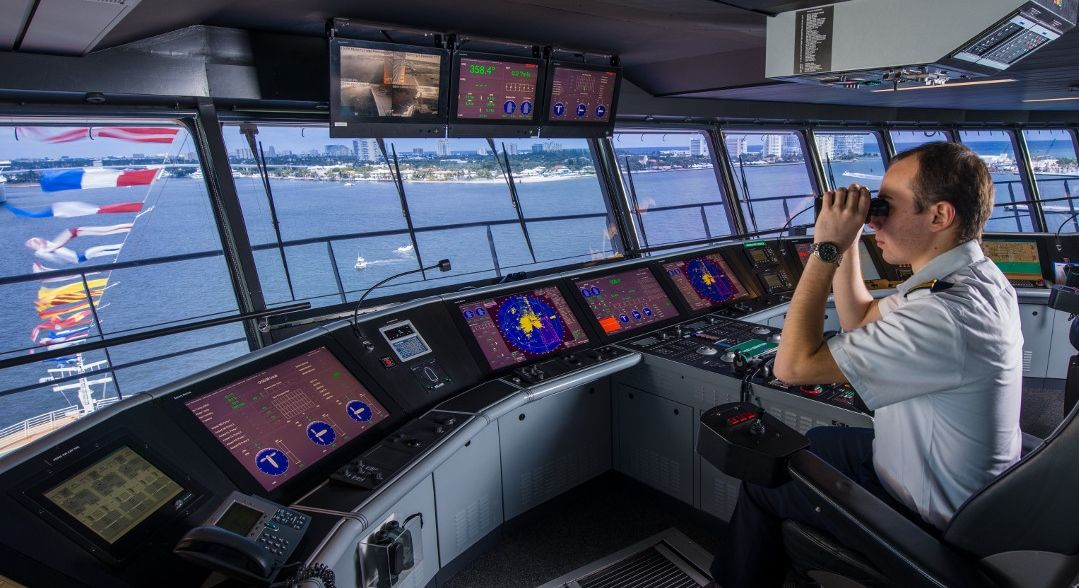 GeoGarage: Combatting maritime cyber security threats