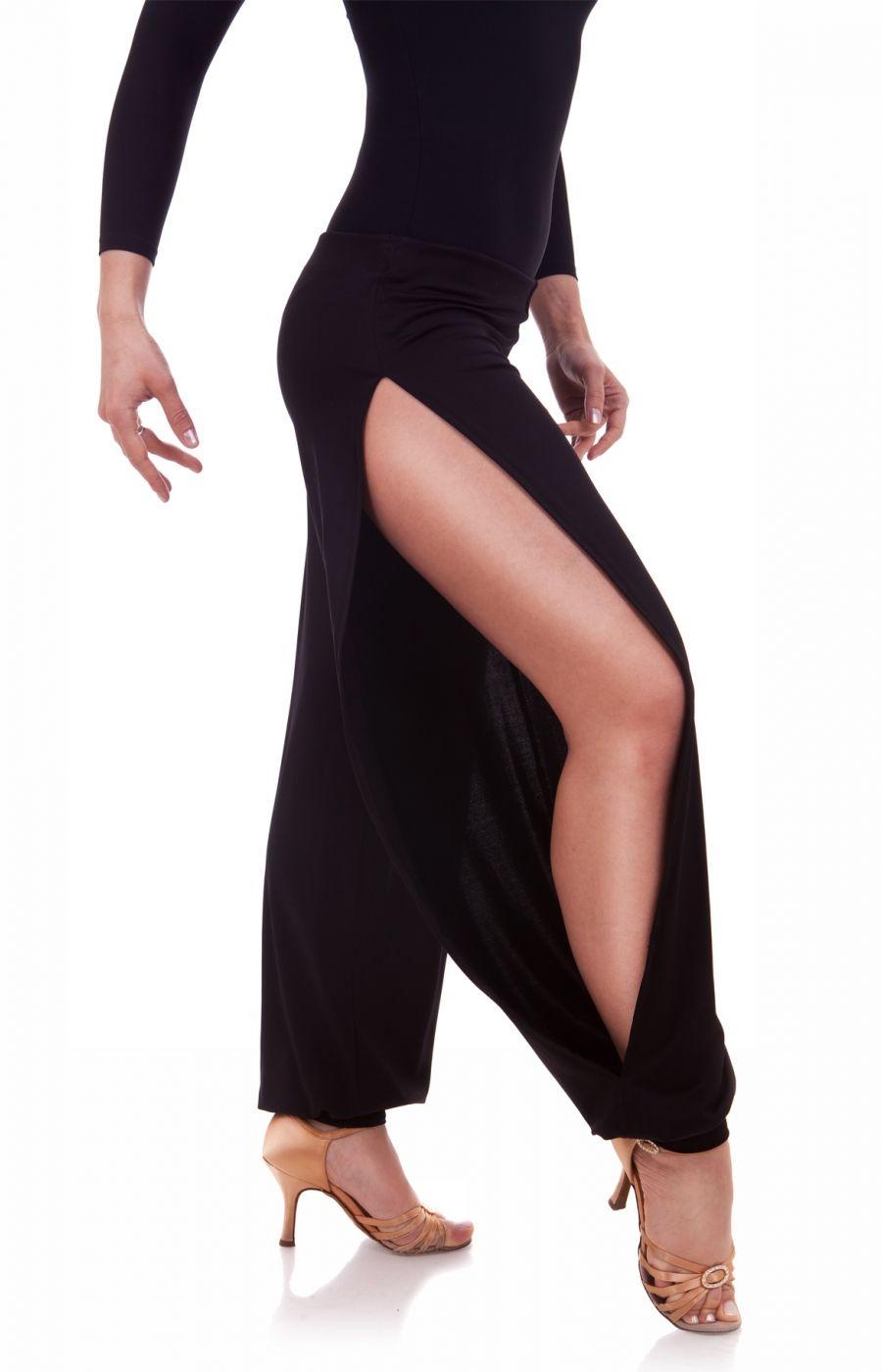 Pantaloni Salsa Tango Abito Salsa 0f39ed823ba