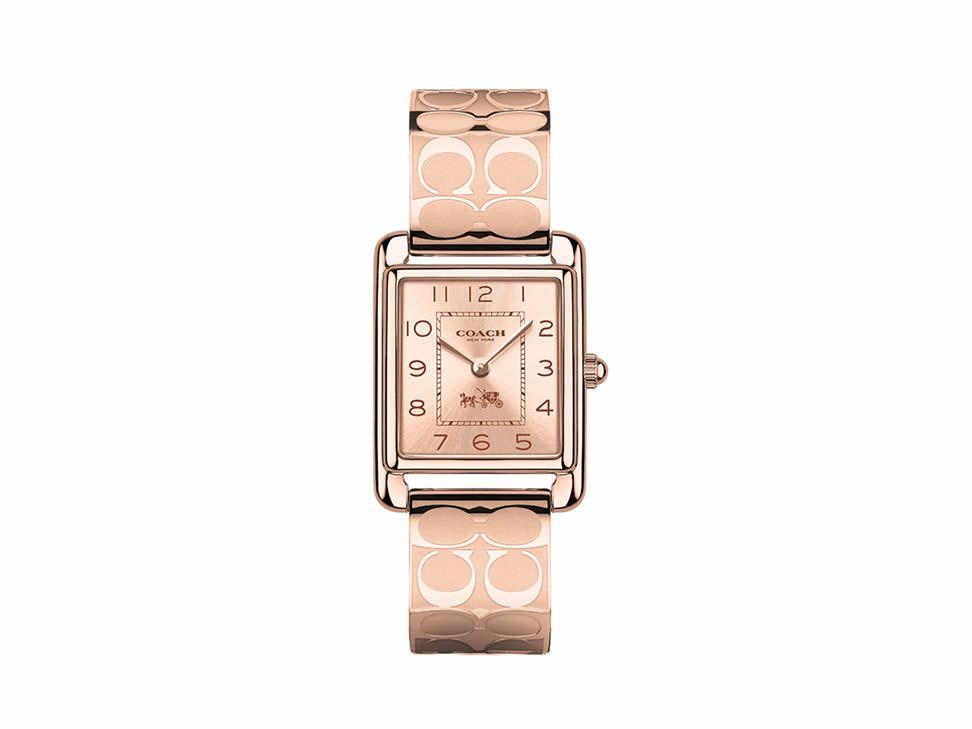 9510d77dfdc8 Coach Page Co.14502161 Reloj para Dama Color Oro Rosado-Liverpool es parte  de