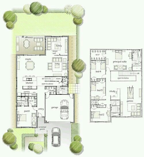 Some Interesting Features House Plans Australia Affordable House Plans New House Plans