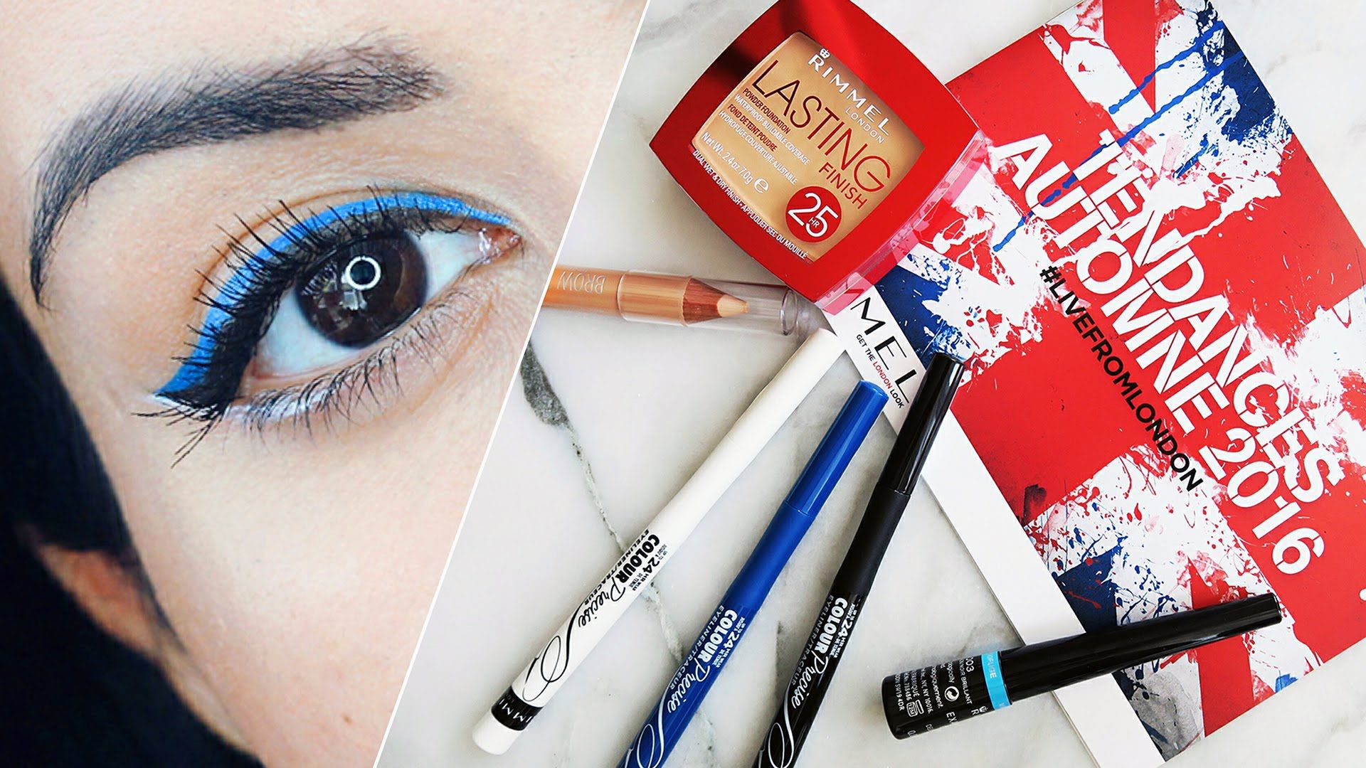 NEW Drugstore Makeup from Rimmel Fall 2016 Makeup