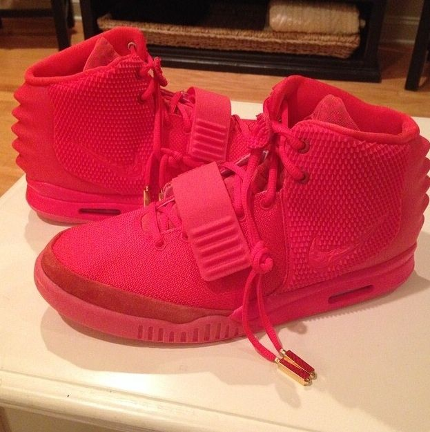 yeezy 2 red